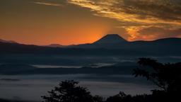 Mt Youtei-sunrise DSCF4356-4701 Footage