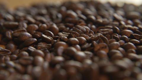 Coffee Beans, Rack Focus Live Action