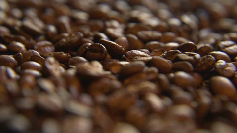 Across a Pile of Coffee Beans Live Action