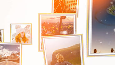 Smart Photo Frames After Effects Project