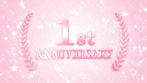 1st anniversary 29 1 1 Animation