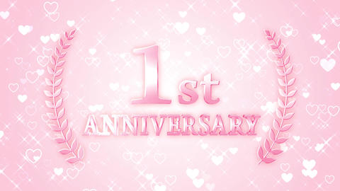 1st anniversary 29 3 Animation