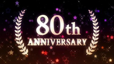 80th anniversary CG動画