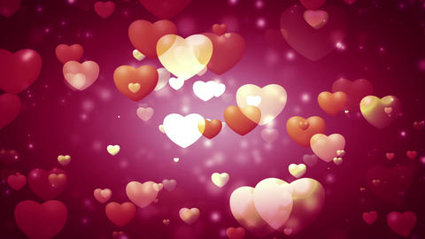 Hearts Background (1) Animation