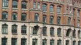 Hamburg Downtown 02 facade Footage