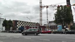 Hamburg Street 01 Footage