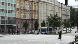 Hamburg Street 05 traffic Footage