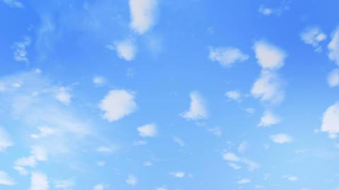 Cloudscape 08 Stock Video Footage
