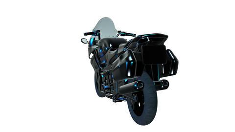 モーターバイク Animation