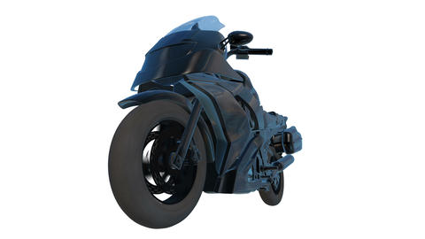 モーターバイク Stock Video Footage