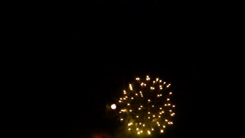 fireworks 07 Stock Video Footage