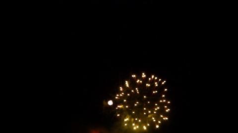 fireworks 07 Stock Video Footage
