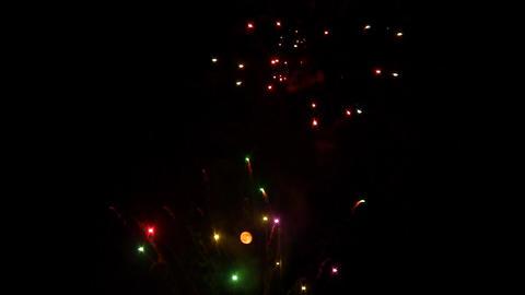 fireworks 10 Stock Video Footage