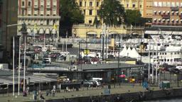 Stockholm Downtown 46 Gamla Stan Footage