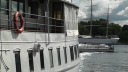 Stockholm Port 04 Footage