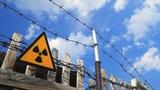 Radiation, warning symbol Footage