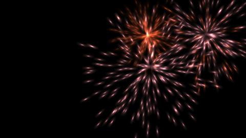 4k Firework holiday celebrate celebration... Stock Video Footage