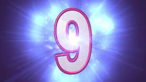 Countdown 001 B Animation