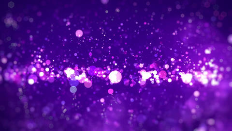 SHA Rise Particle BG Image Violet Stock Video Footage