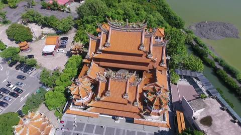DJI P4 Taiwan Tainan Aerial Drone Luermenma Temple Sicao Lvshe Tunnel 20160820 -
