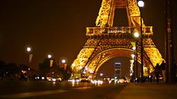 Paris landscape H264 HD1080p Filmmaterial