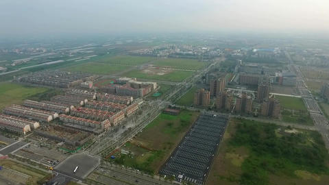 DJI P3A Taiwan Tainan Aerial Video Southern Branch of the National Palace Museum Footage