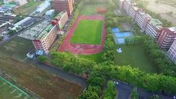 DJI P3A Taiwan Tainan Aerial Video Far East University 20150925 -3 Footage