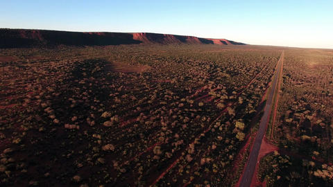 Drone Australia NT Kings Cannon Filmmaterial