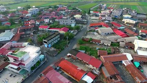 DJI P3A Taiwan Chiayi Aerial Drone Video ZhongLiao Elementary School 20151010 -1 Footage