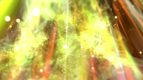 SHA Mir particle BG Yellow Animation