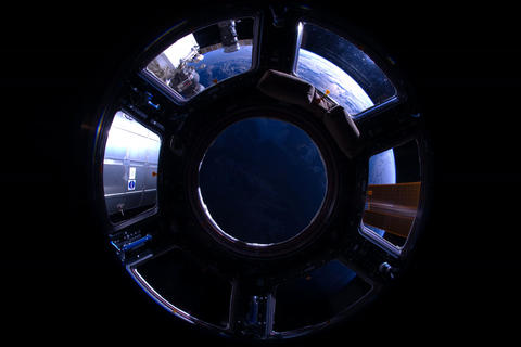 Ungraded: Indian Ocean to Pacific Ocean Through Cupola Footage