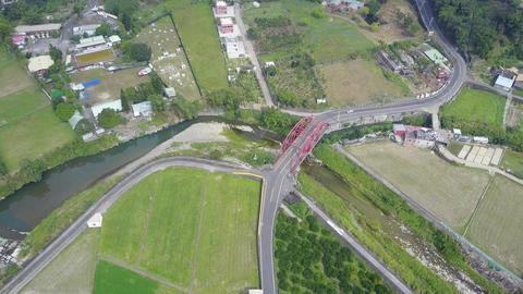 DJI MAVIC 4K Taiwan Hsinchu Aerial Drone Video Nanpu Area 20170204 2 Footage