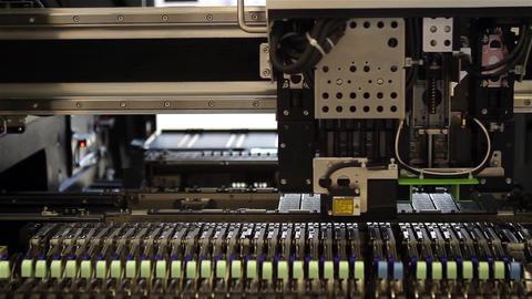 Robotic Machine Footage