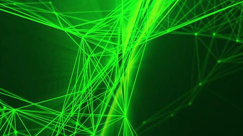 Plexus Laser Animation