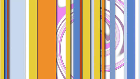 Abstract color movement study Animation