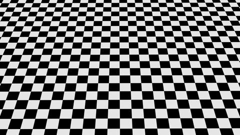 Checkered black and white Motion Background HD 4K+ (3840X2160), Made in AE cs5 s Animation