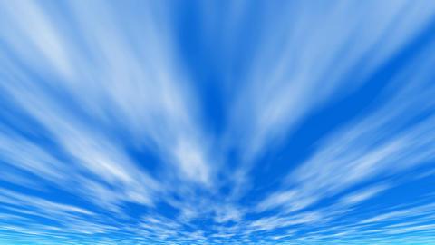 Cloud sky 01 Animation