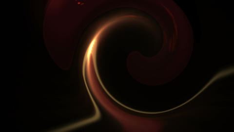 animation-4K Abstract Motion Background With Lens Flares Animation