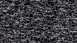 Glitch Old TV Background Element in Motion. Nice 3D Rendering Animation