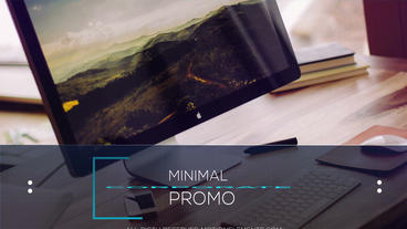 Corporate Presentation Promo After Effects Template