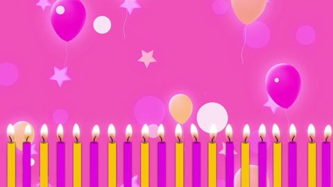 Happy Birthday (4) Animation