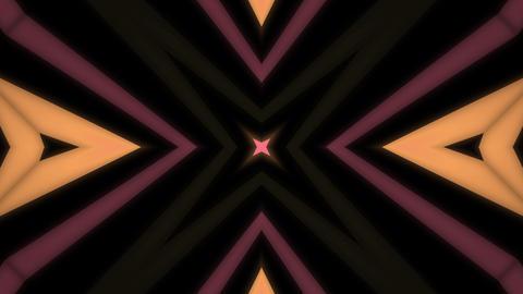 Light Beam Kaleidoscope 3 C 5b 4 K Animation
