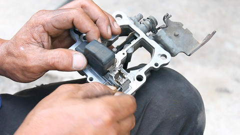 Carburetor Repairing and Maintenance 5 Footage