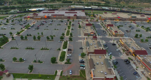 Shopping center Footage