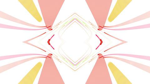 Light Beam Kaleidoscope 3 C 7c 4 K Animation