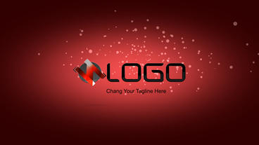 Simple Flat Logo Reveal 05 After Effects Template