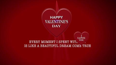 VALENTINE DAY CARD Animation