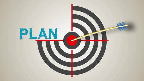Target plan Animation