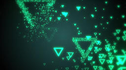 Triangular Animation