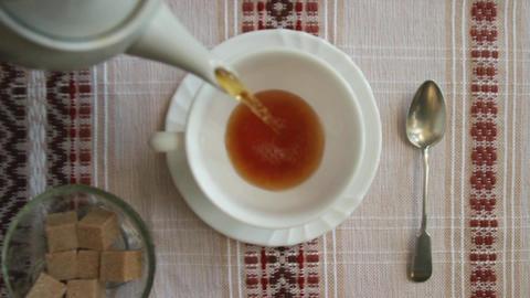 Teatime time lapse Footage